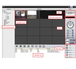 Video Surveillance Software   ZKTeco Middle East